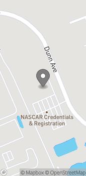 Map of 1804 W. International Speedway Blvd in Daytona Beach