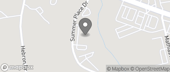 Map of 131 Summerplace Dr in West Columbia