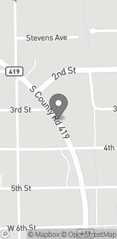 Mapa de 329 County Road 419 en Oviedo
