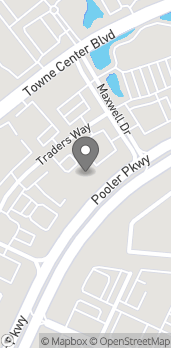 Map of 155 Traders Way in Pooler