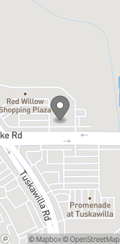 Mapa de 5938 Red Bug Lake Rd en Winter Springs