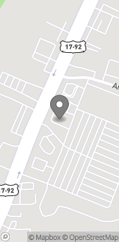 Map of 3715 S Orlando Ave in Sanford