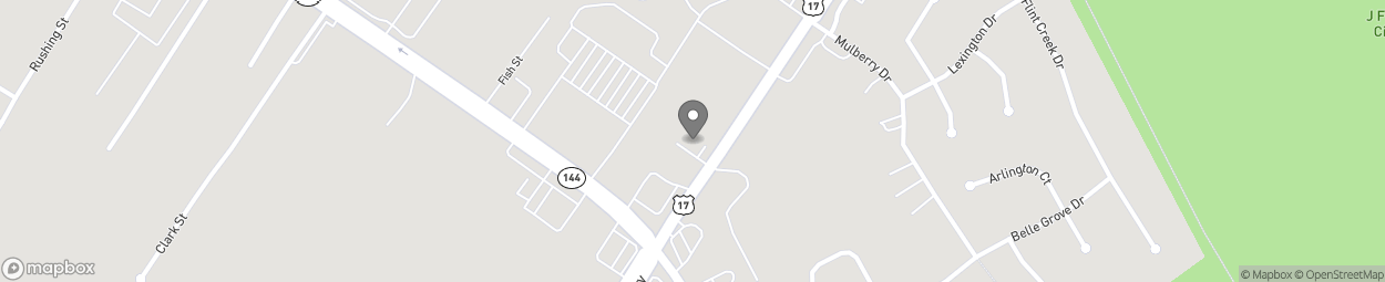 Map of 2196 US Highway 17 in Richmond Hill