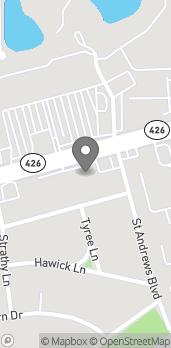 Mapa de 2246 Aloma Ave en Winter Park