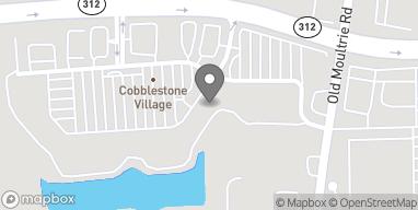Mapa de 200 CBL Dr en St. Augustine