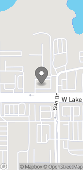 Mapa de 4300 W Lake Mary Blvd en Lake Mary