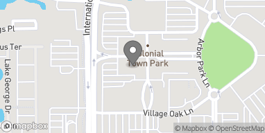 Map of 1135 Townpark Avenue in Lake Mary