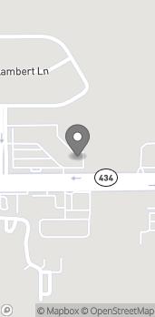 Map of 1155 W Sr 434 in Longwood