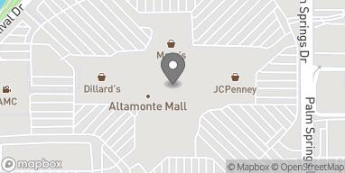 Mapa de 451 E Altamonte Dr en Altamonte Springs