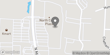 Map of 1470 N Main St in North Canton