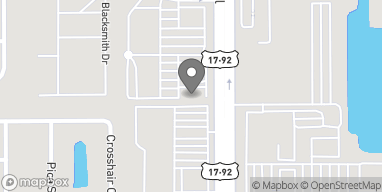 Mapa de 12648 S Orange Blossom Trail en Orlando