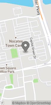 Mapa de 152 Capital Green Drive en Ponte Vedra