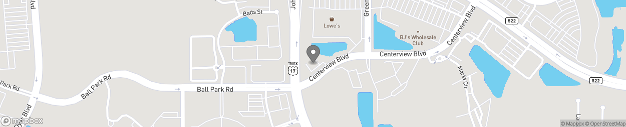 Map of 3021 N John Young Pkwy in Kissimmee
