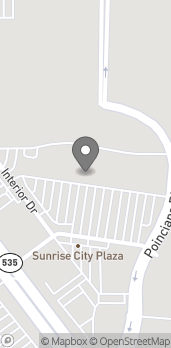 Map of 3227 Vineland Road in Kissimmee