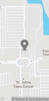 Mapa de 4663 River City Drive en Jacksonville