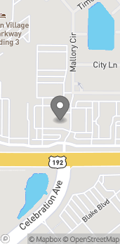 Map of 6081 W Irlo Bronson Memorial Hwy in Kissimmee