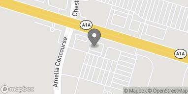 Mapa de 463852 State Road 200 en Yulee