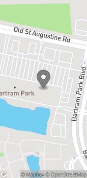 Mapa de 13820 Old St Augustine Rd en Jacksonville