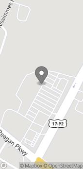 Map of 6083 US Hwy 17-92 N in Davenport