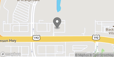 Map of 8085 W Irlo Bronson Memorial Hwy in Kissimmee