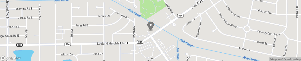 Map of 75 Joel Blvd in Lehigh Acres