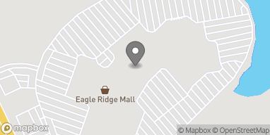 Mapa de 910 Eagle Ridge Dr en Lake Wales