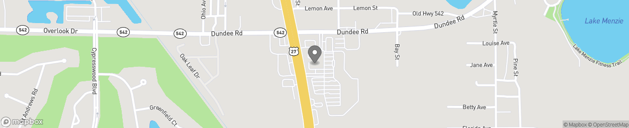 Map of 28099 Hwy 27 South in Dundee
