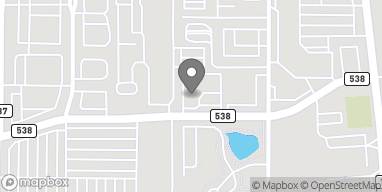 Map of 3631 Brookwall Drive in Akron