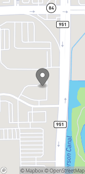 Map of 9985 Business Circle in Naples