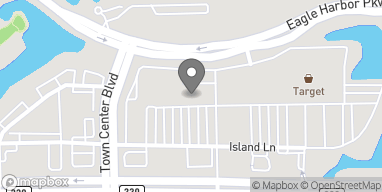 Map of 5000 US State Hwy 17 in Fleming Island