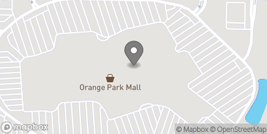 Mapa de 1910 Wells Road en Orange Park