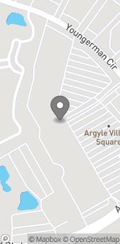 Map of 6001-31 Argyle Forest Blvd in Jacksonville