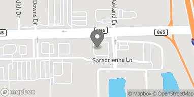 Map of 12031 Bonita Beach Rd in Bonita Springs