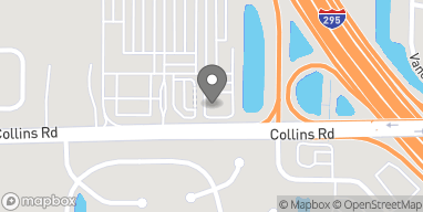 Map of 7051 Collins Rd in Jacksonville