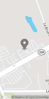 Mapa de 7077 Normandy Blvd en Jacksonville