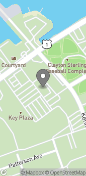Mapa de 1113 Key Plaza en Key West