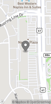 Mapa de 2083 9th St N en Naples