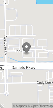 Map of 8951 Daniels Parkway in Fort Myers