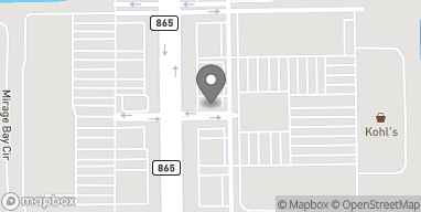 Map of 8041 Dani Drive in Fort Myers