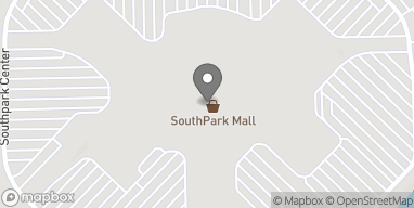 Map of 500 South Park Mall in Strongsville