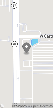 Map of 6749 N Church Ave in Mulberry