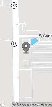 Mapa de 6749 N Church Ave en Mulberry