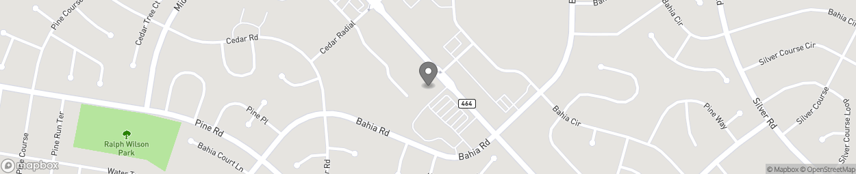 Map of 9260 SE Maricamp Road in Ocala