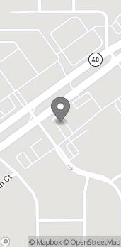 Mapa de 4914 E Silver Springs Blvd en Ocala