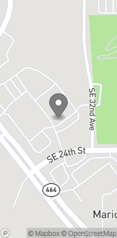 Mapa de 3035 SE Maricamp Road en Ocala