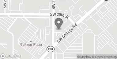 Mapa de 2645 College Road en Ocala