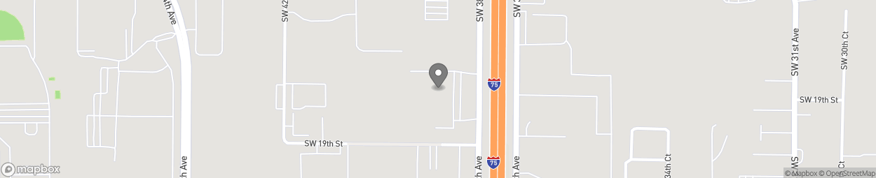 Carte de 1700 SW 38th Ave à Ocala