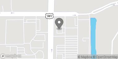Mapa de 7886 Gall Blvd en Zephyrhills