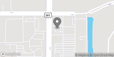 Map of 7886 Gall Blvd in Zephyrhills
