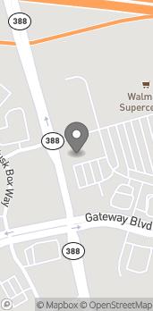 Mapa de 5003 Steiner Way en Grovetown